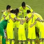サッカー日本代表!勝利色は黄色い「ネオンカラー」だと思う!