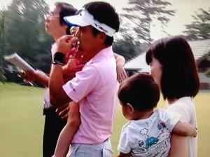 竹谷y 家族画像