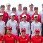 藍&さくら逆転 韓国ペア下す!トップで最終日!女子ゴルフ 国別対抗戦!