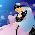七夕の織女と牽牛の恋をじゃまする台風8号。プラネタリウムで愛を!