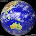 台風8号2014!米軍・アメリカ海軍 進路予想!日本列島縦断で大荒れ?