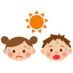 熱中症 症状 発熱・けいれん・吐き気!応急措置後、幼児、高齢者は救急車!