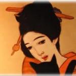 花子とアン 夢二美人のような白蓮・仲間由紀恵は大正3美人の一人。