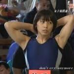 【動画 画像】可愛すぎる 18歳の美少女力士!レスリング!柔道まで!
