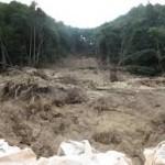 土砂災害 土砂崩れで死者39人!行方不明7人の被害!