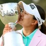日本女子オープンゴルフ!鈴木愛、ウェイ・ユンジェがトップ!
