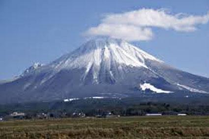 伯耆富士 富士山