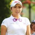 美人でカワイイ、イ ボミが賞金女王!日本女子プロゴルフ!