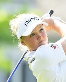 ブルック・ヘンデルソン 全米女子プロゴルフ選手権 優勝